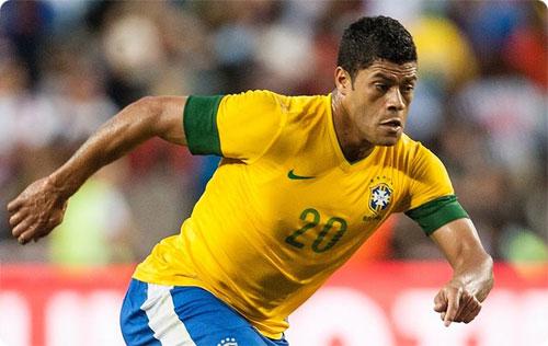 Халк в сборной Бразилии