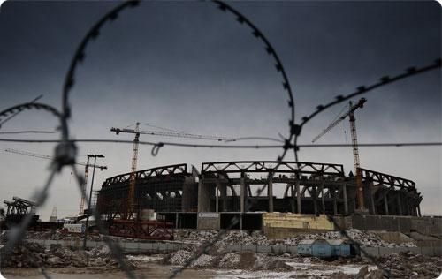 Финансирование «Зенит-Арены» возобновлено после годичного простоя