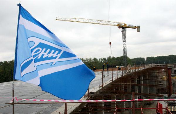 Крыша у стадиона, возможно, появится в ноябре