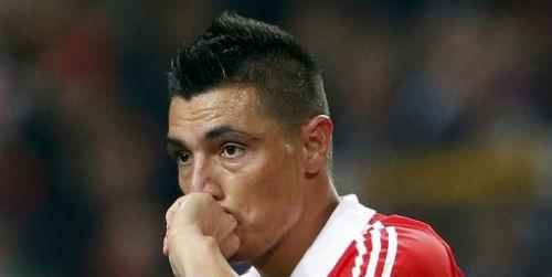 «Зенит» по-прежнему желает подписать нападающего Оскара Кардосо
