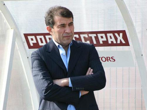Рашид Рахимов: «Зениту» нужно сконцентрироваться на борьбе за второе место»
