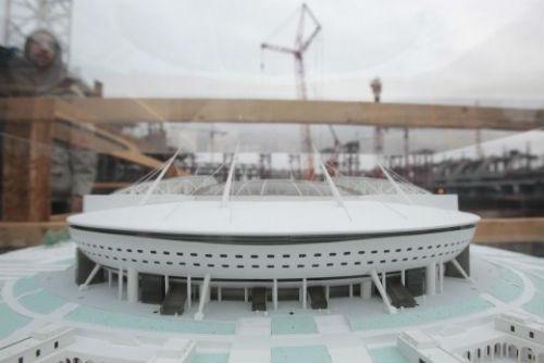 Приостановить строительство «Зенит-Арены» будет стоить столько же как и её достройка
