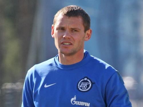 Жевнов покидает «Зенит»