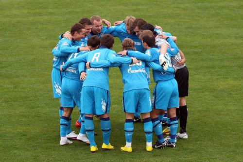 «Зенит» находится на 5-м месте по сумме призовых в Лиге Чемпионов