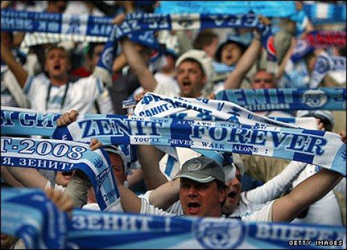 «Зенит» - лидер по количеству зрителей на домашних матчах в РФПЛ