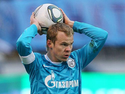 «Зенит» официально продлил контракт с Анюковым