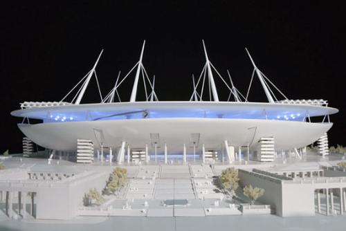 Выдвижное поле для стадиона «Зенита» будет выбрано в начале февраля