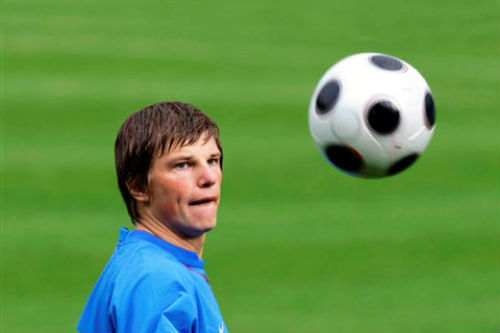 Аршавин может пропустить матч с «Томью»