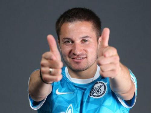 В составе сборной России всего один футболист «Зенита»