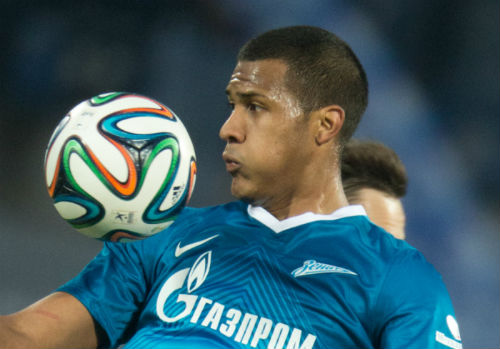Рондон признан лучшим игроком матча с «Анжи»