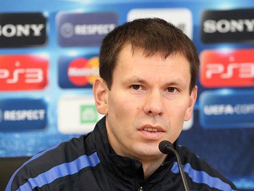 Зырянов станет тренером «Зенита»