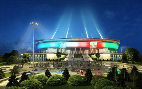 Милонов предложил назвать строящийся стадион «Зенита» «Путин-Ареной»
