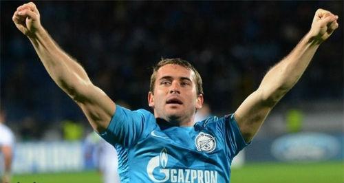 Кержаков - единственный футболист, включенный в расширенный состав сборной России, который выступал на ЧМ-2002