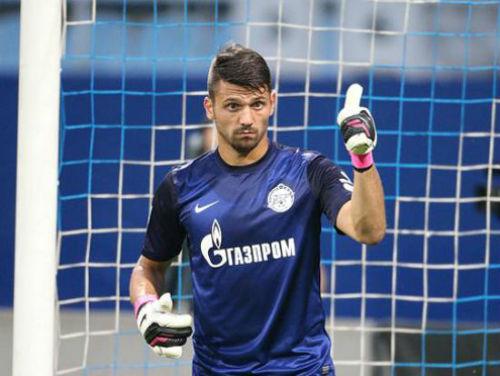 Лодыгин признан лучшим футболистом сезона в «Зените»