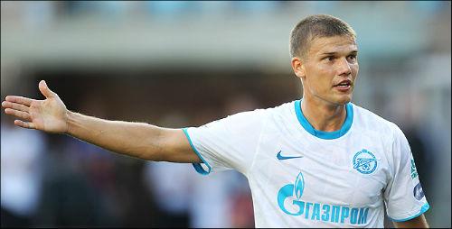 Денисов близок к возвращению в «Зенит»