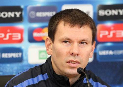 Зырянов не поехал на сбор с командой «Зенит-2»