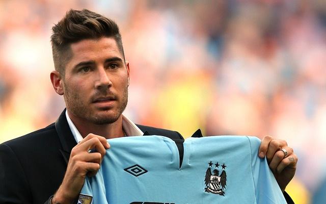 Полузащитник «Ман Сити» Хави Гарсия может перейти в «Зенит»