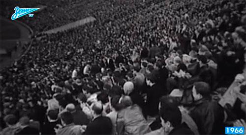 Как «Торпедо» принимали в Ленинграде в 1966-м