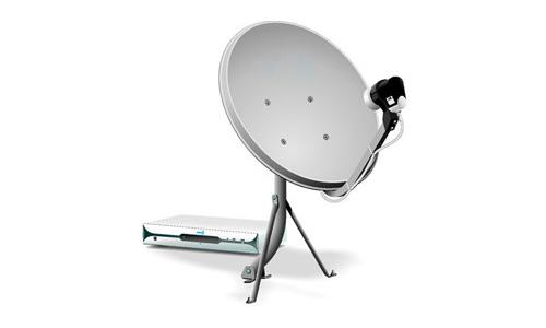 Российское спутниковое телевиденье