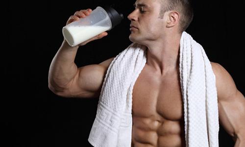 Спортивное питание для увеличения результатов