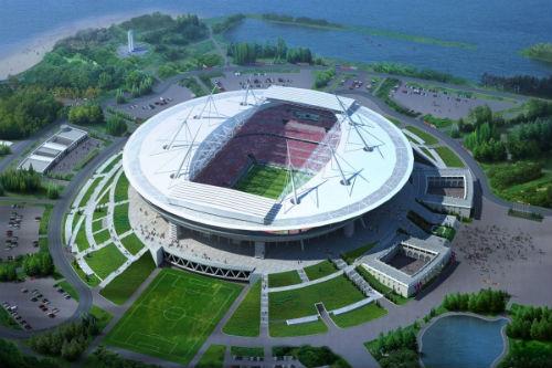 стадион зенита