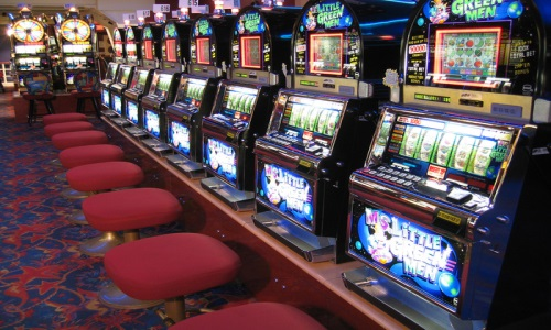 Классика игровых автоматов